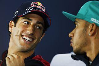 © GEPA - Ricciardo seul prétendant face aux Mercedes ?