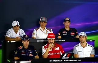 © Getty - Button et Alonso seront sous les mêmes couleurs en 2015