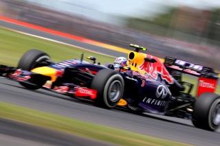 © Getty - Ricciardo a su gérer ses pneus tendres pour l'emporter
