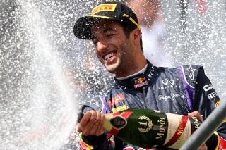 © Getty - Ricciardo espère se mêler à la course au titre