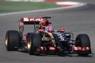 © LAT - Tout n'a pas été parfait pour Lotus à Bahreïn