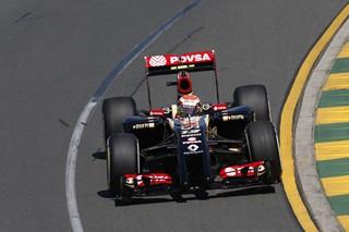 © LAT - Objectif Q3 pour Maldonado et sa Lotus au Brésil