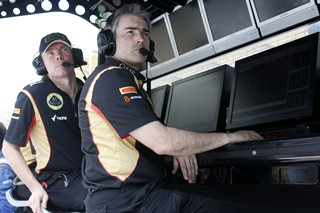 Nick Chester �voque la Lotus de 2015