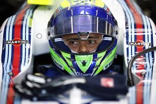 © LAT - Massa heureux de sa saison 2014 au sein de l'équipe Williams