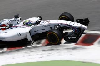 © LAT - Massa parviendra-t-il à conserver la tête après le premier virage en Autriche ?