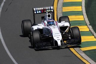 La FW36 semble compétitive à Interlagos