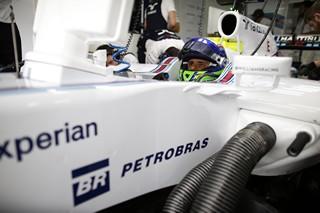 © LAT - Malgré un excellent départ, Massa est hors du top 10
