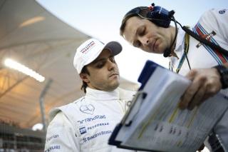 Massa essaye de trouver des explications au bon rythme des Ferrari en Malaisie