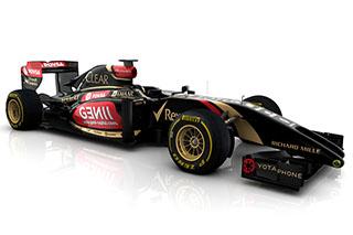 © Lotus - La E22 est arrivée !