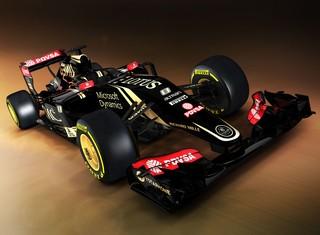 La Lotus E23 Hybrid vous salue !