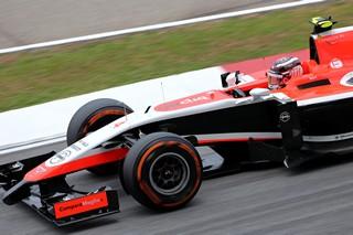 © Marussia - Course calme pour Chilton