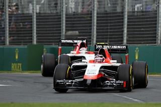 © Marussia - Marussia n'a pas encore été rayé de la liste de la FIA