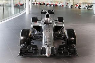 © McLaren - Et voilà la MP4/29