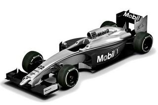 © McLaren - Une livrée qui en rappelle d'autres pour la MP4-29 !