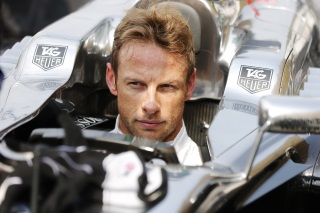 © McLaren - Un baquet éjectable pour Button ?