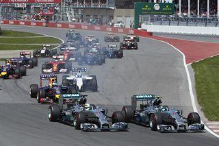© Mercedes - Les équipes de tête, les plus riches de la F1, ne veulent pas voir les revenus diminuer !