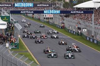 © Mercedes - Qui sera au départ à Melbourne en mars 2015 ?