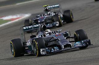 Qui pour arrêter les Mercedes d'Hamilton et de Rosberg ?