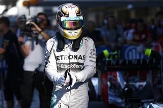 Lewis Hamilton s'empare sans contestation de la Pole-Position à Monaco !