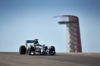 © Mercedes - Un Lewis Hamilton intouchable aux USA