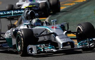 © Mercedes - La victoire pour Mercedes ?
