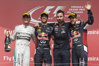 Red Bull : Ricciardo optimiste pour Vettel