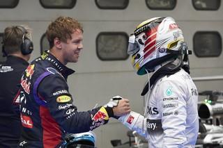 © Mercedes - Vettel, Hamilton... ou un autre pour la victoire ?