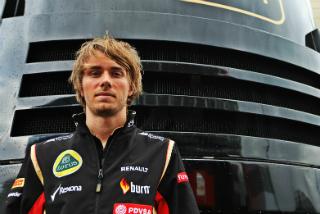 Charles Pic n'a pas réalisé le nombre d'essais prévus avec Lotus