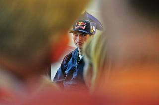 © Q. Laurent / Fan-F1 - Verstappen n'a pas manqué d'amuser le web