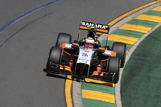 Journée compliquée pour Force India à Interlagos