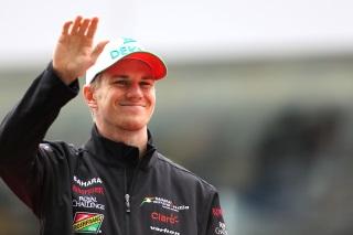 © Sutton - L'histoire d'amour entre Hulkenberg et Force India continue