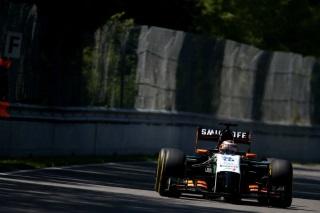 © Sutton - Les Force India essaieront de remonter comme au Canada.