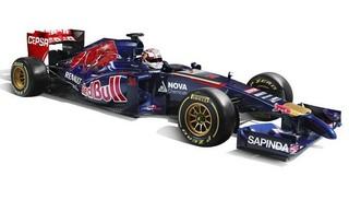 © Toro Rosso - La STR9 est là !