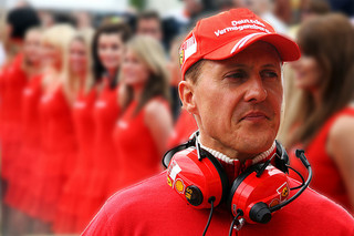 Michael Schumacher et Ferrari, un destin lié à partir de 1996.