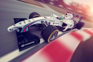 © LAT / Williams - 35 ans après, Martini est de retour en F1 !