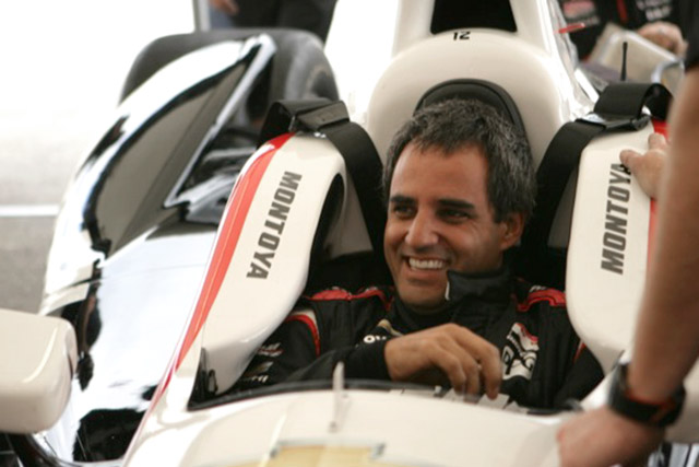 © jpmontoya.com - Juan Pablo Montoya prend beaucoup de plaisir depuis son retour en monoplace