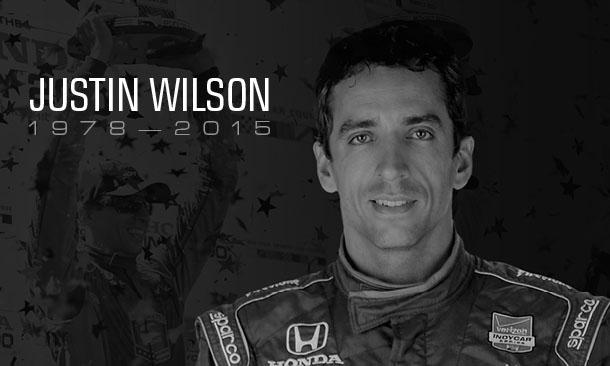 © IndyCar - RIP Justin Wilson