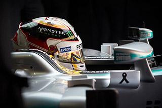 © Mercedes - Qui peut battre Lewis Hamitlon cet après-midi ?