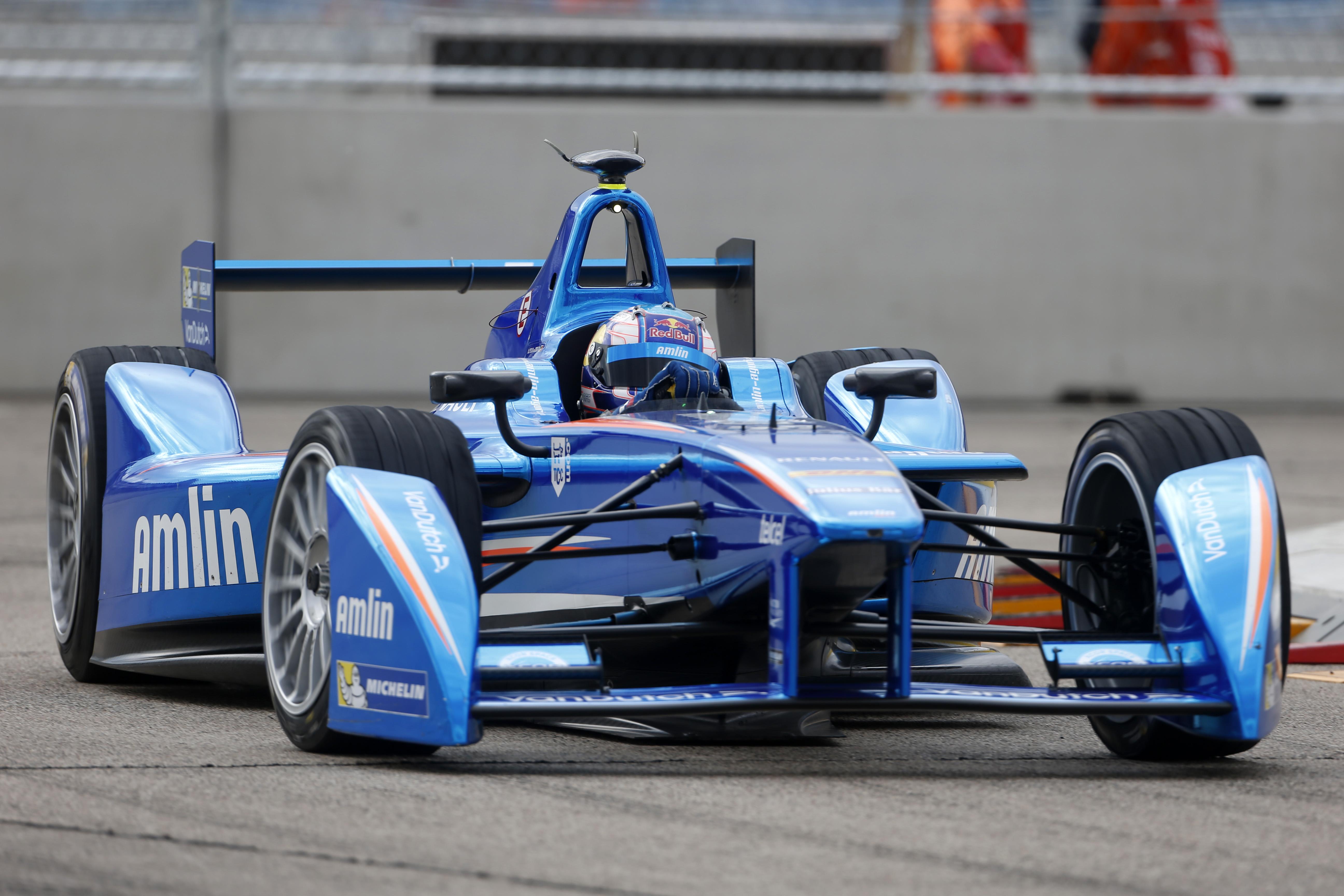 © Formule E - McLaren va continuer à être présent en Formule E avec Team Aguri