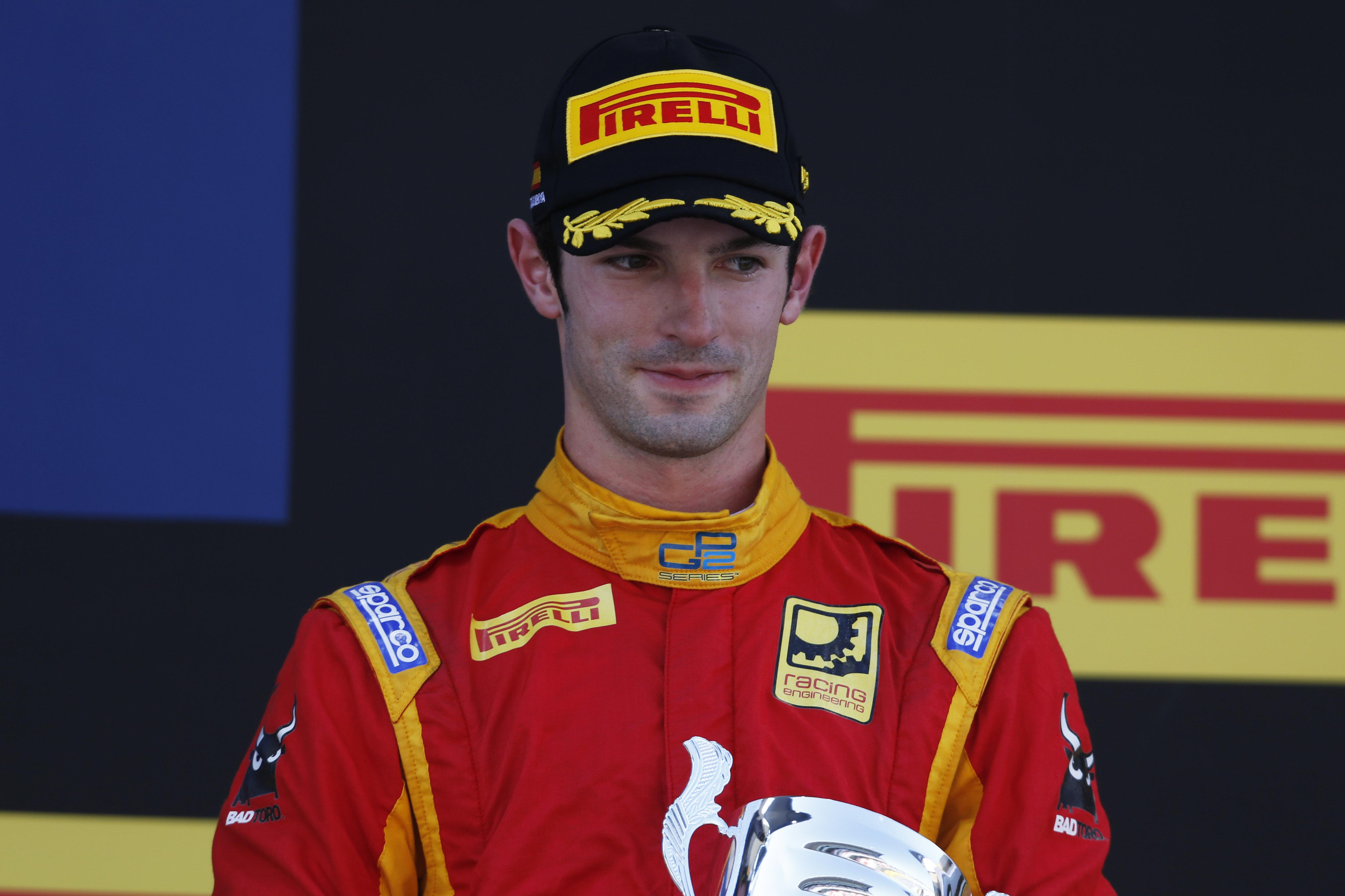 © GP2 - Rossi, du GP2 à la F1