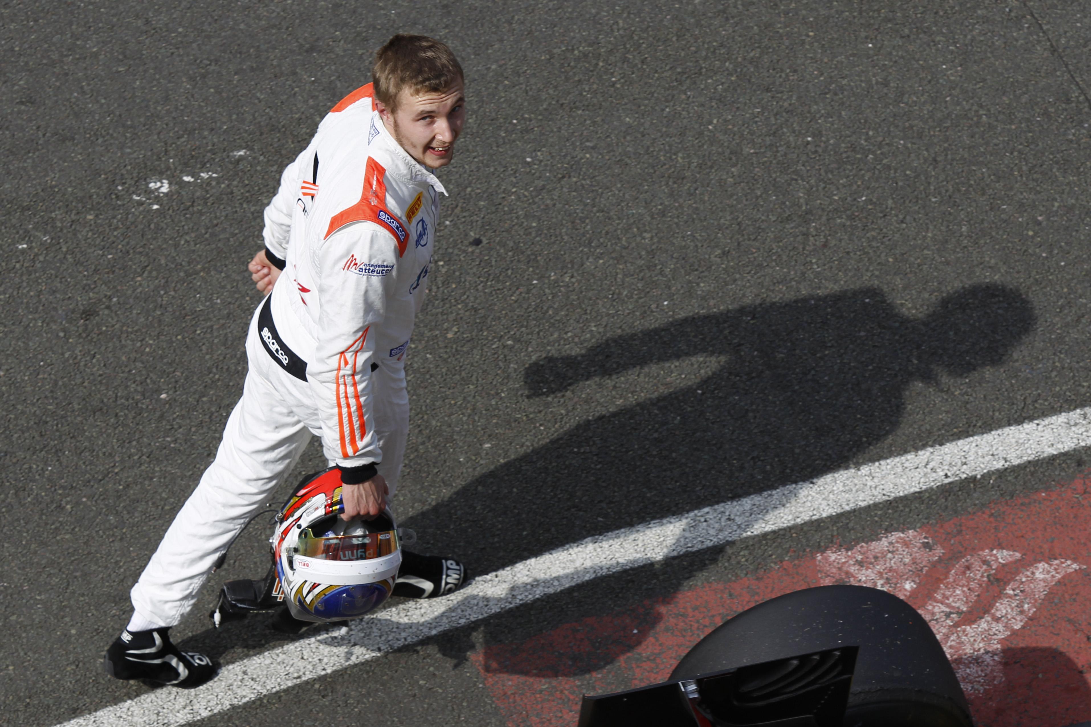 Sergey Sirotkin a de grandes ambitions pour 2016