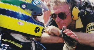 © DR - Senna et Ducarouge en pleine discussion