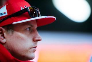 Kimi Raikkonen, toujours amoureux de la Formule 1