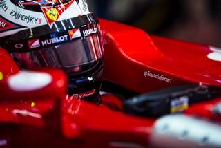 © Ferrari - Kimi Raikkonen a toujours du mal en qualifications