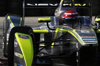 Nelson Piquet Jr n'a pas tremblé pour remporter l'ePrix de Long Beach