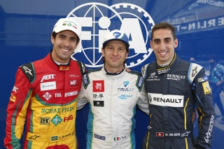 ePrix Berlin - Qualifications : Trulli d�croche la pole !