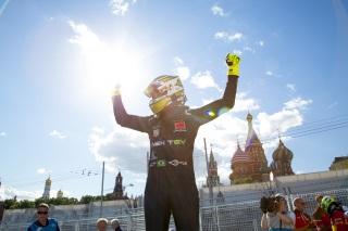 Piquet l'emporte à Moscou