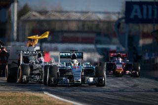 © MotorsInside - V. Guignet - Une course rocambolesque pour les pilotes Mercedes