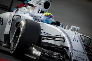 Un seul petit point pour Massa
