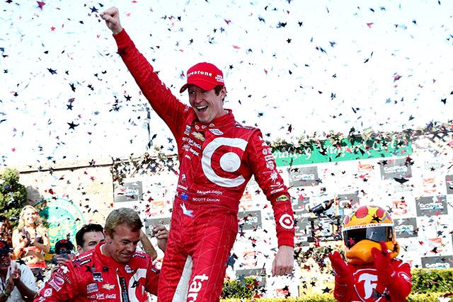 © IndyCar/C.Jones - Scott Dixon remporte sa 4ème couronne, sur le fil